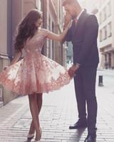 Wholesale Rachel Allan Short Homecoming Dresses Off Shoulder Lace Applique Cheap Party Gowns A Line Mini Formal Prom Dress