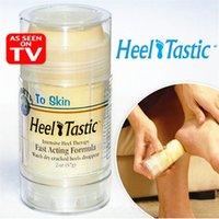 Wholesale Cracked Heel Tastic Foot Massage Cream Heels Repair Feet Repair Cream Care Beauty Saltos Dead Skin Moisturizing DHL B0506