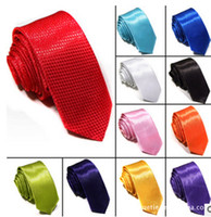 Wholesale 2016 New hot sale Fashion lattice Silk Neck Ties For Men Neckties Handmade Wedding Ties cm Colors