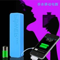Wholesale Mini Mini Perfume mobile powerStandard configuration includes bare metal box charging line