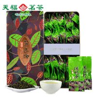 al por mayor anxi fujian-360G Tenfu chino Tieguanyin Oolong té orgánico de Anxi Fujian con el regalo