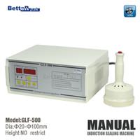 Wholesale GLF aluminum foil sealing machine electromagnetic induction sealing machine Fast work Continuous Induction Sealer V