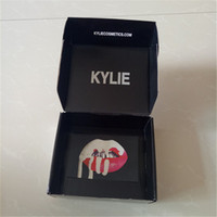 lipstick case - Kylie lipstick packing box black cosmetic box and card and retail cosmetic bag Lipstick Lip Gloss