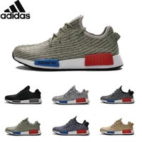 Cheap Adidas Originals NMD Runner Yeezy 350 Boost Running Shoes Women And Men Yeezys Sneakers 100% Originals Cheap Men Shoes Women Shoes Running