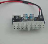 atx switch - DC V Pico ATX switch PSU MINI ITX ATX Power Supply Module W pin