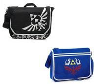 Wholesale Nintendo The Legend Of Zelda Triforce Shoulder Bag Messenger Laptop Bag