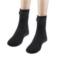 Wholesale Beach socks Men s and women s diving sox warm swimming snorkeling leg warmers The seaside resort island tourist line necessary mm