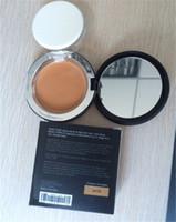 Wholesale Concealer Unique Mineral Touch Cream Foundation Pressed Powder Fond DE TEINT CREME OZ g DHL
