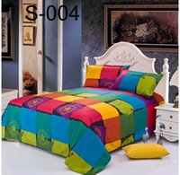 Wholesale Single Double bed Flat Sheets Twin Full Queen size Polyester Sheet Flat Sheets coverlet Coverlid Bedspread cm cm Sheets