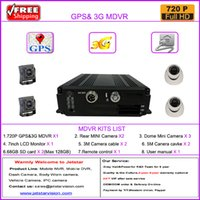 Wholesale Hot selling ch P SD card Mobile DVR Kits Jetstar Overseas Office service
