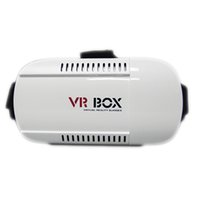 Wholesale 2016 Original VR BOX Virtual Reality D Glasses for Bluetooth Controller Professional VR Box Movie Video