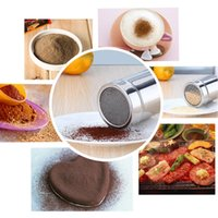 Wholesale Seasoning container stainless steel canisters Spice Jar Kitchen Tool Pepper