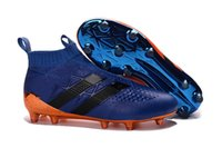 Wholesale 2016 oscar Ace purecontrol soccer boots Pure Control Football Shoes Cheap Original Soccer Cleats shoes Quality Football cleats boot