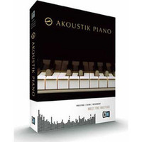acoustic pianos - Native Instruments Akoustik Piano acoustic piano soft sound