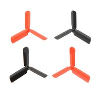 Wholesale Hubsan X4 Leaf Blades Four axis aircraft upgrade blades fit for H107L H107C H107D RC Engines Parts Accessories