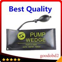 Wholesale Professional KLOM Pump Wedge use for Car Repair Tool Air Pump Lock Pick Tool Car Door Lock Maintenance Tools Big Size