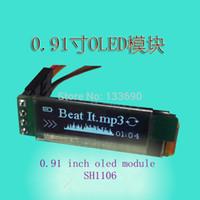 Wholesale inch OLED LCD Module I2C IIC Interface Dot Matrix new