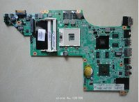 Wholesale 615278 for HP pavilion DV6 DV6T DV6 motherboard with intel DDR3 hm55 chipset G QUA