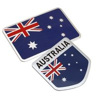 australian flag stickers - Set Phone Accessories Stickers Metal D Australian Flag Metal Phone Stickers