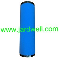 Wholesale air compressor filter element PD120 brand new air compressor spare parts applying for Atlas Copco