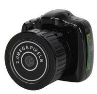 active camcorder - Small camera Image Sensor Camcorder for SPY Sport Active Mini Camera Portable Hidden Camera Y2000 mini outdoor camera