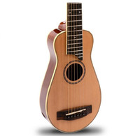 Wholesale 21 NEW guitars inch high quality Acoustic Guitar Rosewood Fingerboard guitarra with guitar strings