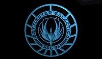 battlestar galactica - LS906 b Battlestar Galactica Neon Light Sign jpg