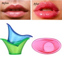 Wholesale Lip Plumper Mouth Beauty Sexy Enhancer Natural Fuller Bigger Thicker Makeup Sexy Lips Enhancement Rounded Thickened Lips Quick Plump
