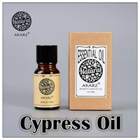 anxiety muscles - AKZRZ Famous Brand Pure Natural Cypress Oil Keep Skin Moisture Relieve Muscle Spasm Appease Cypress Essential Oil Y028