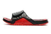 Beach beach word - mens slipper Flu Game one word drag shoes Hydro XII Retro Slides Top quality