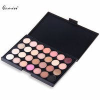 Wholesale New Fashion Professional Colors Ultra Shimmer Eyeshadow Palette Gamiss Natural Pigment Cosmetic Makeup Eye Shadow
