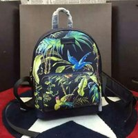 beauty cartoons - The Black natural beauty of the Phoenix and the freedom of love to describe the bird and tropical plant design backpack
