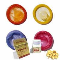 Wholesale 2016 Usa Vigour Original Yellow Sex Pills Viagra For Men Penis Enlargement Natural Male Enhancement condoms