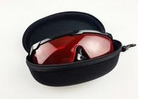 Wholesale laser glasses safety goggles for green laser blue violet laser pointers nm nm nm