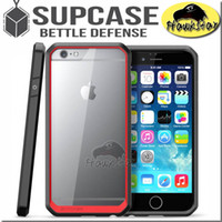 Wholesale Supase iPhone S Hybrid Transparent Hard Back Colorful Bumper Case TPU PC Case For iPhone Plus Samsung Note With Retail Package