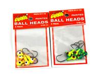 Wholesale 100pcs Jig Lead Fishing Lure Metal Head Hooks Fishing Tackle CM G OZ