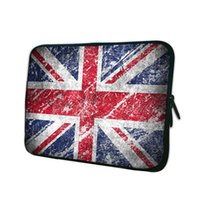 acer aspire netbook - Union Jack Universal quot inch Tablet Zipper Laptop Bags For quot HP Mini Acer Aspire One quot quot Netbook Po