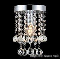 Wholesale 2017 Newest Luxury crystal chandelier lighting lighting Chrome lustre fixtures High end good looking Crystal chandeliers V