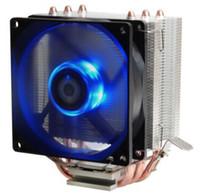 Wholesale Original new ID COOLING cm fan heatpipes CPU cooler SE for multi platform LGA115X LGA77 AMD all