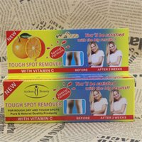 Wholesale The orange vitamin C face creams g Professional Vitamin C Cream tough spot remover face body foot care