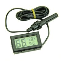 Wholesale Mini Thermometer Hygrometer Temperature Humidity Meter Digital LCD Display