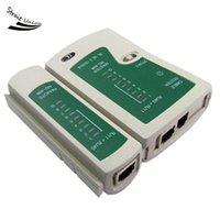 Wholesale High Quality New RJ11 RJ12 RJ45 Cat5 USB LAN Network Cable Tester