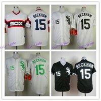 beckham white sox - MLB baseball Chicago White Sox Jerseys BECKHAM cheap price high quality baseball jerseys freeshipping