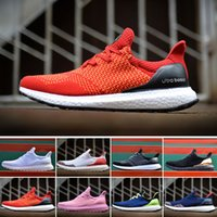Wholesale AAA quality Men Hypebeast Ultra Boost Uncaged White man running shoes Mix order accept size eur