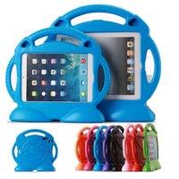 eva foam - Kids Cute Thomas Cartoon ShockProof Safe EVA Foam Stand Case Cover For iPad for ipad mini1 ipad air1