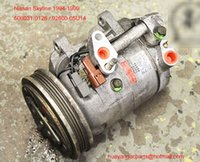 Wholesale Nissan Skyline auto air compressor ac pump U14