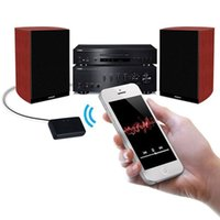 Wholesale New Arrival mm Wireless Bluetooth A2DP Stereo HiFi Audio Music Dongle Transmitter INGT
