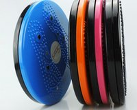 Wholesale Multipurpose Magnetic Fitness Twister Foot Massager Twist Board Body Sculpting Equipment