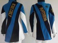 best trench coat - Luke Kuechly Season Football Women s Trench Coat Best quality Ladies Windbreaker Size M L XL XXL Accept Mix Order