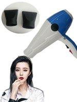 big hair dryers - Hair Dryer Q71 blue mute six speed regulating power w children travel home CFQQ brand Blow dryer Wind big Salon hair dryer